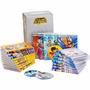 Dvd Box Cavaleiros Do Zodíaco Ed. Col 21 Discos - Original