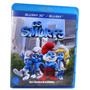 Os Smurfs Bluray 3d Seminovo