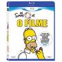 Blu-ray - Os Simpsons: O Filme