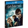 Harry Potter E As Relíquias Da Morte Parte 1 - Blu Ray 3d