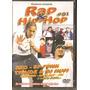 Dvd Rap & Hip Hop Vol. 1 (2004) Semi Novo Original