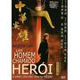 Dvd Um Homem Chamado Herói - Wai-keung Lau - Frete Grátis