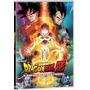 Dvd Dragon Ball Z - O Renascimento De Freeza - Original