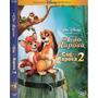 Dvd Coleção Disney Duplinha: O Cão E A Raposa 1 E 2