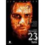 Número 23 - Suspense - Dvd Novo Lacrado Original Jim Carrey