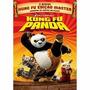 Dvd Kung Fu Panda Edição Master Duplo Original