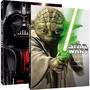 Dvds Coleção Star Wars - A Saga Completa (6 Dvds Originais)#