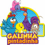 Galinha Pintadinha 1, 2, 3 E 4 + O Cineminha De Brinde