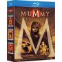 Blu-ray A Múmia - Trilogia - Dublado - C/ Luva