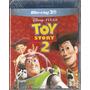 Blu Ray 3d Toy Story 2 - Novo***