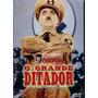 Dvd O Grande Ditador (1940 - Charles Chaplin)