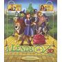 A Lenda De Oz - Blu-ray 3d - Dublado - Lacrado