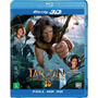 Blu-ray 3d Original Do Filme Tarzan - A Evolução Da Lenda