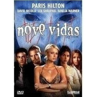 Dvd Nove Vidas - Paris Hilton - Original E Lacrado