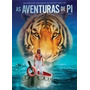 As Aventuras De Pi Dvd Ang Lee India Literatura
