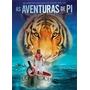 As Aventuras De Pi Dvd Ang Lee India Literatura