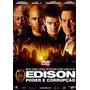 Dvd Edison - Poder E Corrupção - Justin Timberlake - Lacrado
