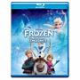 Blu-ray - Frozen - Uma Aventura Congelante (lacrado)