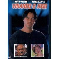 Dvd Virando O Jogo - Keanu Reeves - Original E Lacrado