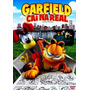 Dvd Garfield Cai Na Real Original Seminovo