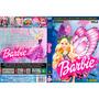Coleção Exclusica Barbie Com 6 Dvds Dublados Volume 2