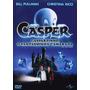 Dvd Casper Gasparzinho, O Fantasminha Camarada Bill Pullman