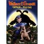 Dvd Wallace E Gromit A Batalha Dos Vegetais Semi Novo