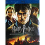 Harry Potter E As Relíquias Da Morte Parte 2 - Blu-ray
