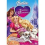 Dvd Desenho Barbie O Castelo De Diamante