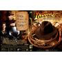 Coleção Indiana Jones 1,2,3 E 4 Com 4 Dvds Dublados