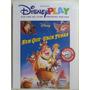 Dvd - Disney Play - Nem Que A Vaca Tussa