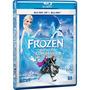 Blu-ray Frozen 3d + 2d Duplo - Disney