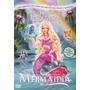 Dvd Barbie Mermaidia - Original - Novo - Lacrado