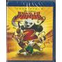 Blu-ray Kung Fu Panda 2 Novo/original/lacrado