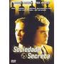 Coleção Sociedade Secreta 1+2+3 Dvds Originais Rarissimos