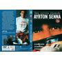 Dvd Uma Estrela Chamada Ayrton Senna - Raríssimo C/ Encarte
