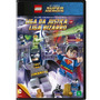Dvd - Lego - Liga Da Justiça Vs Liga Bizarro