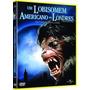 Dvd Um Lobisomem Americano Em Londres - Original E Lacrado