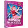 Dvd Lazy Town - Vol. 2 - Sonhos Dançantes - Disco 4 (semi No