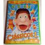 Dvd Cocoricó Clássicos Vol. 1 Júlio Cultura Infantil C/clipe
