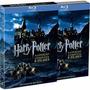 Blu-ray - Coleção Harry Potter 1-7b ( 8 Discos )