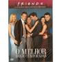 Dvd Friends - O Melhor Das 10 Temporadas - Novo***