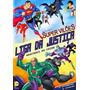 Desenho Liga Da Justiça - Super Vilões - Mentores Do Crime