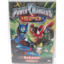 Dvd Power Rangers Spd Ligado Vol 3