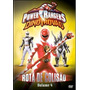 Dvd Filme Power Rangers Dinotrovão Rota De Colisão 13563