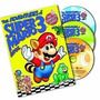 Super Mario Bros 3 - Dvd Vol.1,2 E 3 Série Completa Original