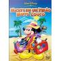 Dvd Mickey Em Um Verão Muito Louco (semi Novo)