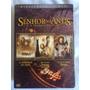 Dvd Box O Senhor Dos Anéis - Trilogia - Original E Novo