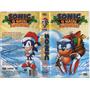 Sonic O Natal Fantastico - Raro - Dublado