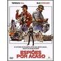 Dvd Espiões Por Acaso - Bud Spencer Terence Hill - Lacrado